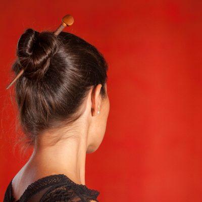 Fermacapelli Porta Profumo